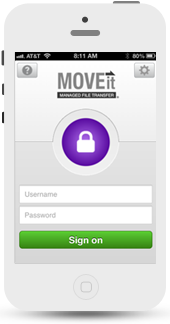 MOVEit Mobile